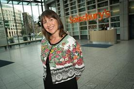 Gwyn Burr: Sainsbury's customer service and colleague director (Colin Stout)