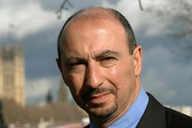 Charlie Abrahams, vice president EMEA, MarkMonitor