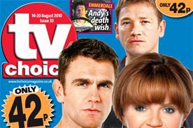 TV Choice: continues to be the market leader