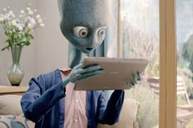 Argos: The retail chain's Christmas ad campaign is well-branded, but lacks creative ideas