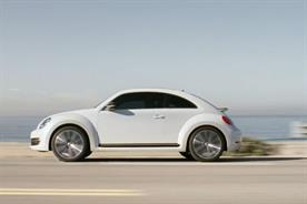 VW Beetle: struggling to keep up with customer demand