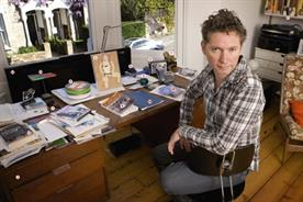 My Desk: Kevin Macdonald