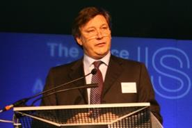 ITV's Rupert Howell speaking at ISBA 2010