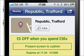Facebook Deals: Republic joins the social discount service