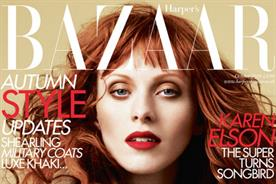 Harper's Bazaar: part of NatMag's stable of titles