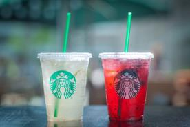 Starbucks: launches Refresha iced drink in the UK