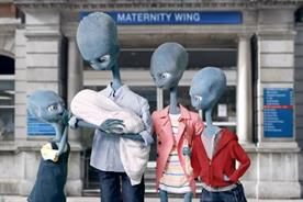 Argos: offers Twitter users the chance to name the alien family's new arrival