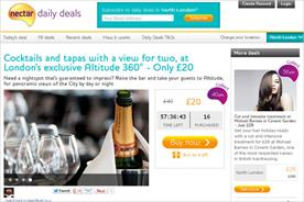 Nectar: readies daily deals service