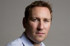 Tom Poynter, joint chief executive for London, Iris