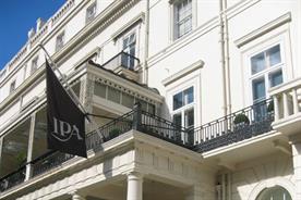 IPA headquarters in Belgrave Square