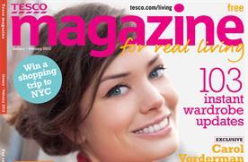 Tesco's customer magazine has the widest circulation