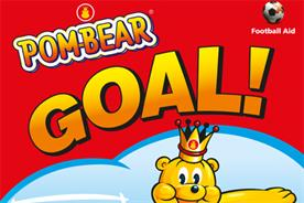 Pom-Bear: launching World Cup-themed promotion