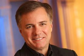 Keith Pardy: chief marketing officer, Research in Motion (RIM)