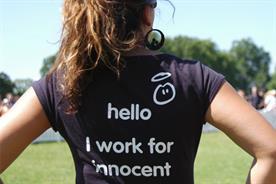 Innocent: 'most social brand'