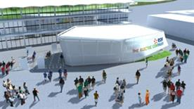 EDF to showcase 'magic of electricity' in Olympic Park pavilion