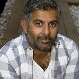 D&AD president Simon 'Sanky' Sankarayya