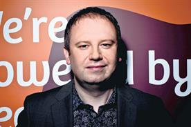 Expedia marketing director Andrew Warner