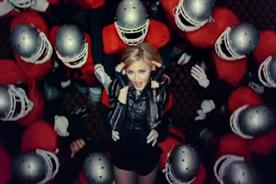 Madonna video: tie-up with Smirnoff features offer of  remixed MDNA album download