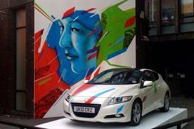 Launching the Honda Dream Factory