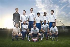 Umbro: deal with Football Association to 2018