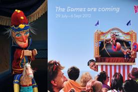 Punch and Judy: first live ad focuses on travel disruption during Olympics