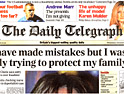Telegraph: redesign on the cards
