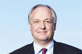 Unilever chief executive Paul Polman