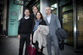 Kitcatt Nohr Alexander Shaw founders win Publicis Groupe case