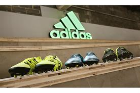 Adidas' first urban football centre is located in Uferhallen, Berlin