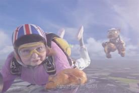 Aldi promises every day can be amazing with skydiving and deep sea exploration