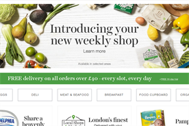 Amazon Fresh is offering 130,000 products, including major brands, local artisan producers, and Morrisons own label products