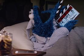 Apple has released a 'behind-the-scenes' version of its Cookie Monster ad