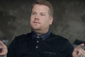 Apple Music's James Corden spot proves the brand can't help but make watchable ads