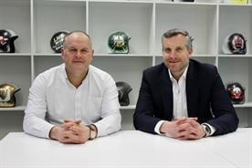 Steve Hopkins (left) and Jon Goulding (right)