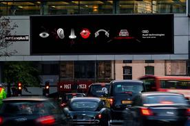 Audi launches contextual roadside out of home campaign