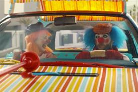 Audi sends in the clowns for big-budget tech campaign