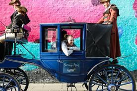 Amazon's Audible creates Jane Austen-themed stunt