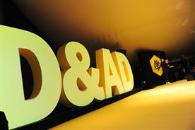 D&AD gives young creative talent the nurturing it needs