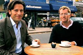 Ed Chilcott and Tim Clyde: Minimart's founders