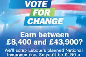 Match.com: Conservatives target voters via salary band