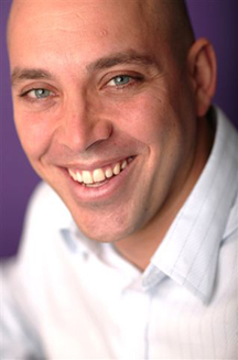 Karl Gregory, marketing director, Match.com