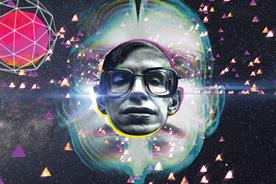 How an Aardman director created a journey through Stephen Hawking's mind