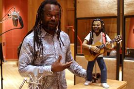 Levi Roots: behind the scenes at the Reggae Reggae shoot