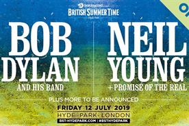 Barclaycard forced out as sponsor of Neil Young British Summer Time show