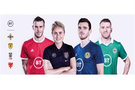 BT to promote grassroots, para and women's football as home nations sponsor