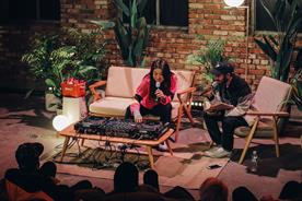 Budweiser and Boiler Room take music sessions to Chile