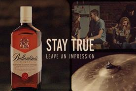 Ballantine's: unveils 'stay true' positioning