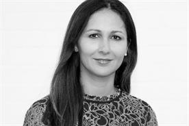 Belinda Parmar, chief executive of Lady Geek