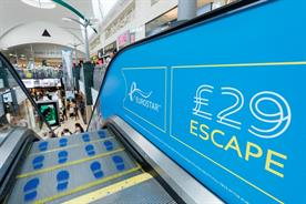 In pictures: Eurostar VR experience at Bluewater