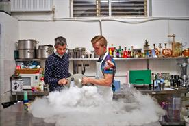 Barclaycard's Bespoke Offers website is teaming up with Bompas & Parr (credit: Stefan Braun)